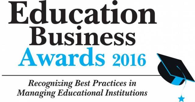Βραβείο απο το Education Business Awards