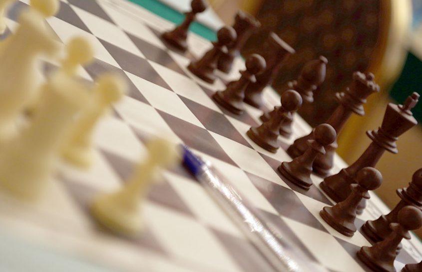 Μάθημα Σκάκι για το Νηπιαγωγείο