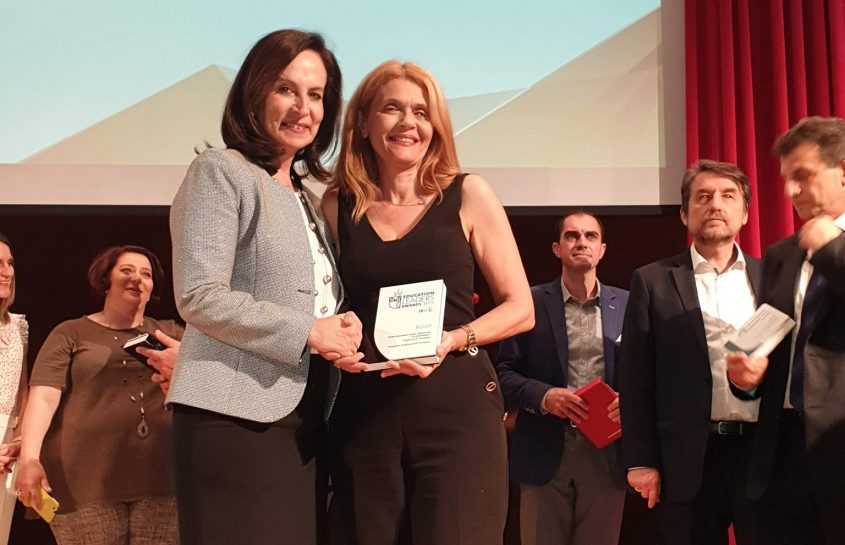 Βράβευση στα Educational Leaders Awards 2019